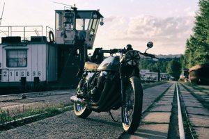 Přestavba Honda CB 750 Four