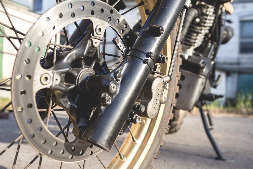 P U0159estavba Motocyklu Honda Nx 650