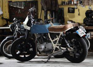 Renovace Yamaha XS 400