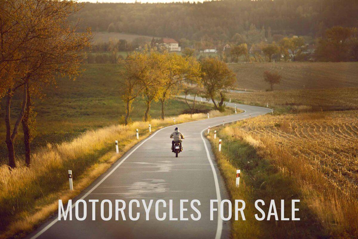 renovované motocykly na prodej