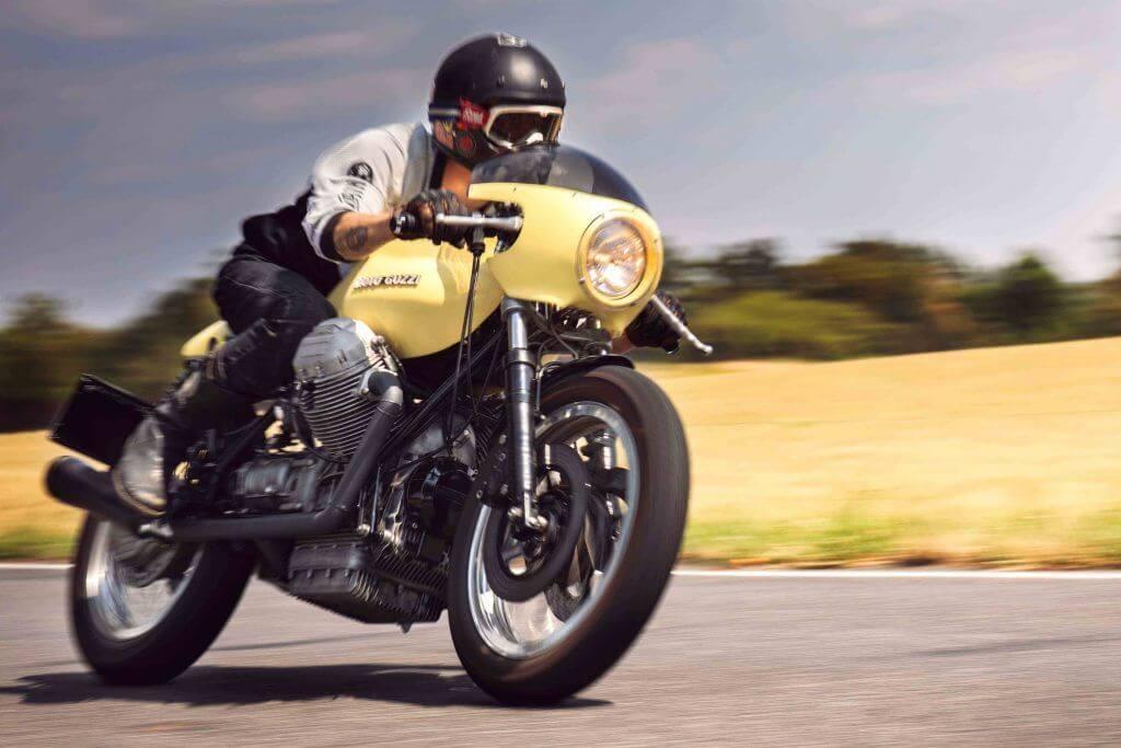 Moto Guzzi Le Mans I