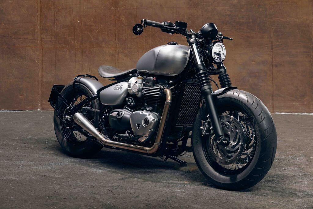 Triumph Bobber 1200